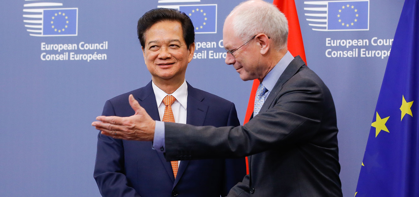 FTA AGREEMENT BETWEEN EU AND VIETNAM